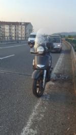 MONCALIERI - Ennesimo incidente sulla sopraelevata di corso Trieste: 21enne in gravi condizioni - immagine 5