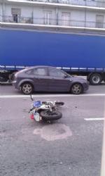 BEINASCO - Gravi incidenti a Borgaretto e borgo Melano: due motociclisti feriti - immagine 5