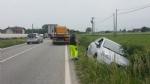 CARIGNANO - Due spettacolari incidenti provocano code sulle strade della provincia - immagine 6