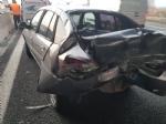 ORBASSANO - Carambola di auto in tangenziale: 7 veicoli coinvolti e traffico in tilt - immagine 6