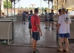 CARIGNANO - Tutti pazzi per il calciobalilla umano sotto lala di via Savoia - immagine 7