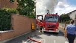 BEINASCO - Incendio nel deposito di unimpresa di costruzioni a Borgaretto: tanta paura, ma nessun ferito - immagine 7