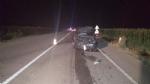 CARIGNANO - Scoppiano le polemiche dopo lennesimo incidente sulla sp 122 costato la vita a un motociclista carignanese - immagine 7