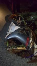 CARIGNANO - Scoppiano le polemiche dopo lennesimo incidente sulla sp 122 costato la vita a un motociclista carignanese - immagine 8