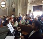 CARIGNANO - Dopo un anno e mezzo di lavori riapre al pubblico il santuario del Valinotto - immagine 9