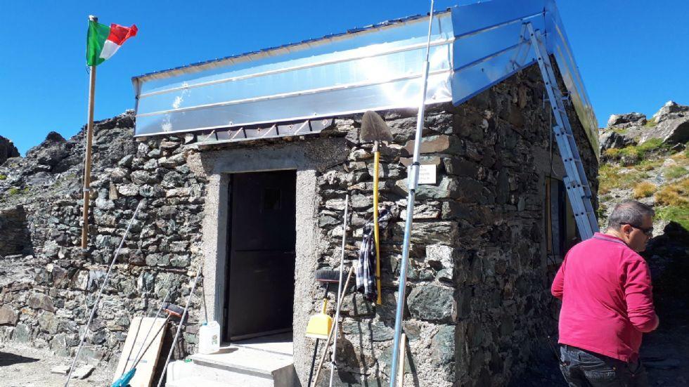 MONTAGNA - Si inaugura il bivacco del Club Alpino Italiano di Carmagnola