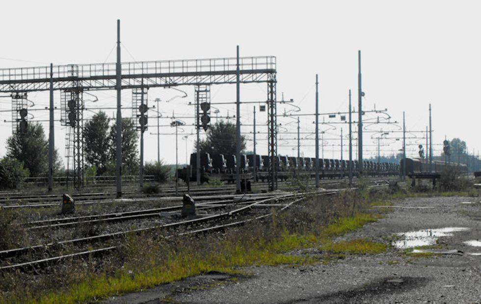 ORBASSANO - Si potenzia il nodo intermodale dell'Interporto con nuove rotte verso il Friuli