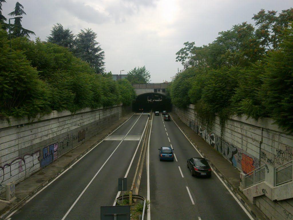 VIABILITA' - Nuovamente chiuso per tre giorni (di sera) il sottopasso del Lingotto
