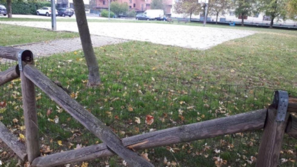 TROFARELLO - Preso a schiaffi nel parco da uno sconosciuto che poi fugge