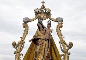 CARMAGNOLA - Parte la Festa Patronale di Salsasio, con la statua della Madonna 'itinerante'