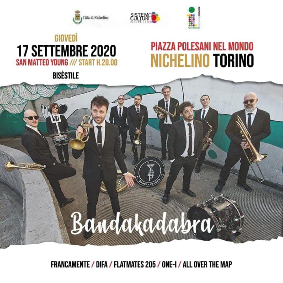 NICHELINO - San Matteo Young 2020 sarà all'insegna degli artisti a Km 0