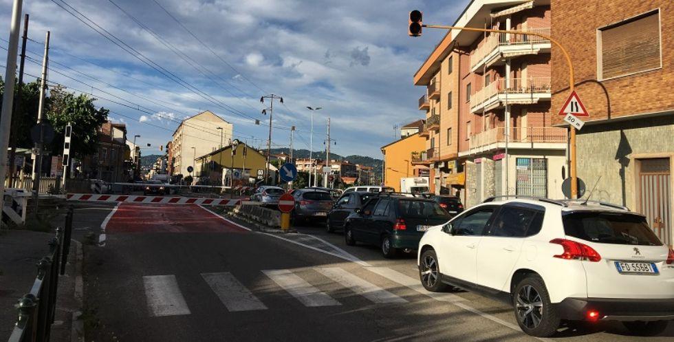 NICHELINO/CANDIOLO - Soppressione dei passaggi a livello sulla Torino-Pinerolo: quali e quando?