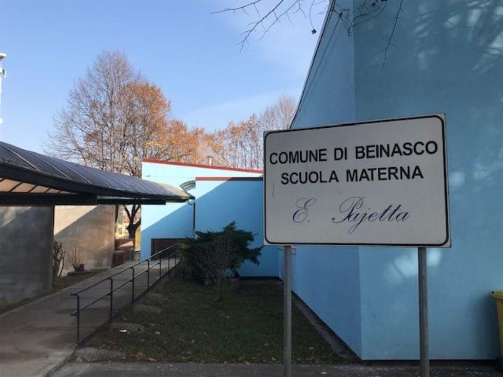 BEINASCO - La scuola dell'Infanzia Pajetta riapre dopo un anno di lavori