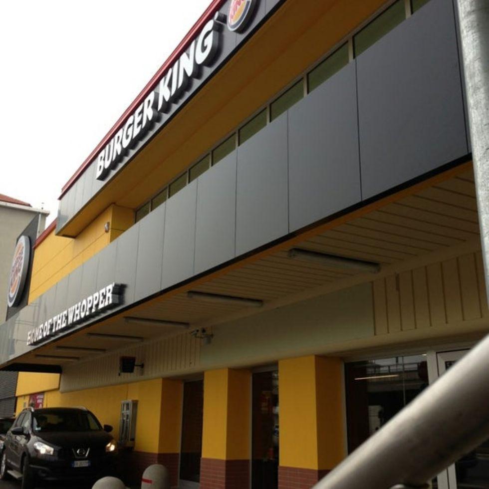MONCALIERI - Nuova rapina al Burger King di corso Roma