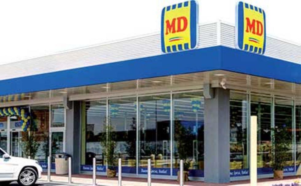CANDIOLO - Ladri in azione all'MD: rubato il fondo cassa