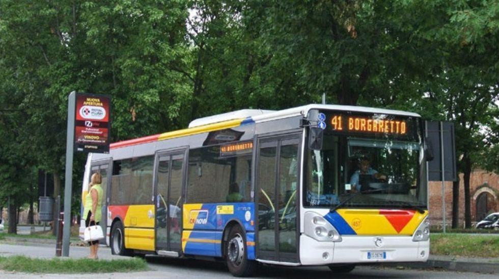 BEINASCO - A Borgaretto 95 corse saltate delle linee autobus 41 e 48 a gennaio