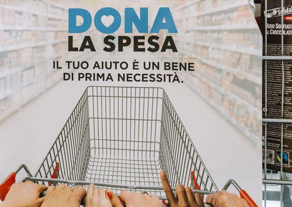 TORINO SUD - Torna «Dona la Spesa», la raccolta alimentare in favore dei bisognosi