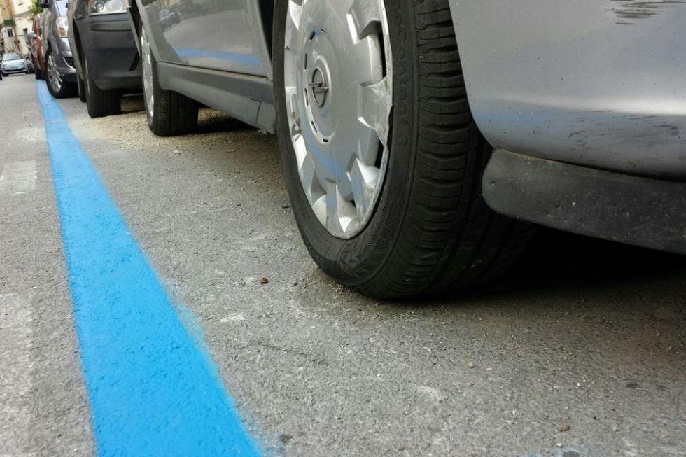 MONCALIERI - Il Comune sospende i parcheggi a pagamento per aiutare chi va in ospedale