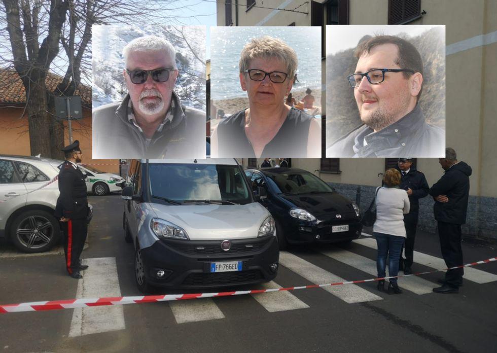 DRAMMA A BEINASCO - «Ho sparato a mia moglie e mio figlio. Adesso mi uccido»: la terribile fine di una famiglia intera