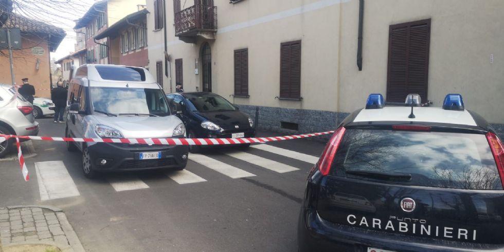 EX VIGILE URBANO UCCIDE MOGLIE E FIGLIO POI SI SPARA: ASSURDA TRAGEDIA A BEINASCO