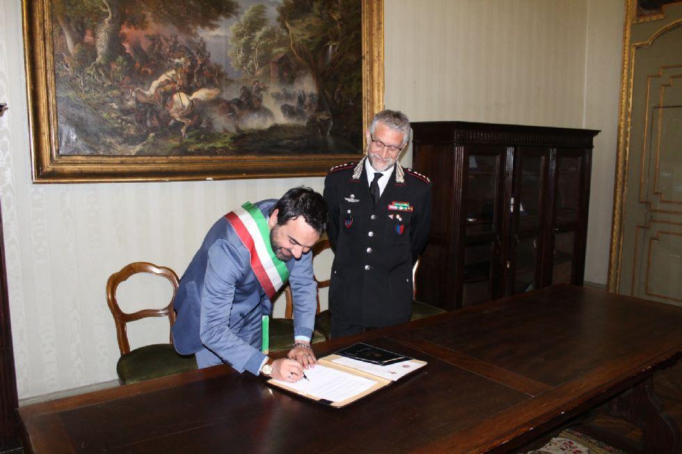 MONCALIERI - Con l'accordo Comune-Carabinieri, riapre il castello reale