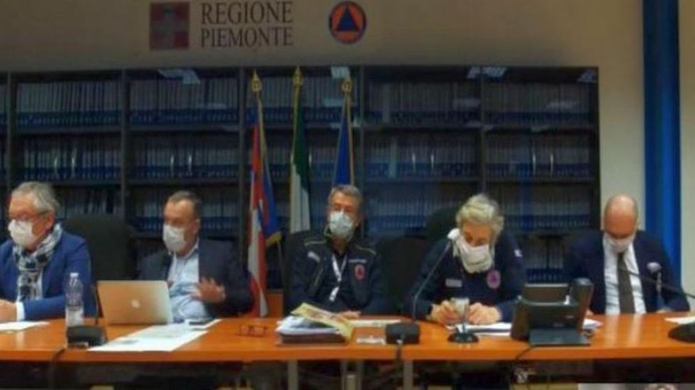 VIRUS - Piemonte diventa la seconda regione con più casi positivi. Solo sesta per numero di tamponi