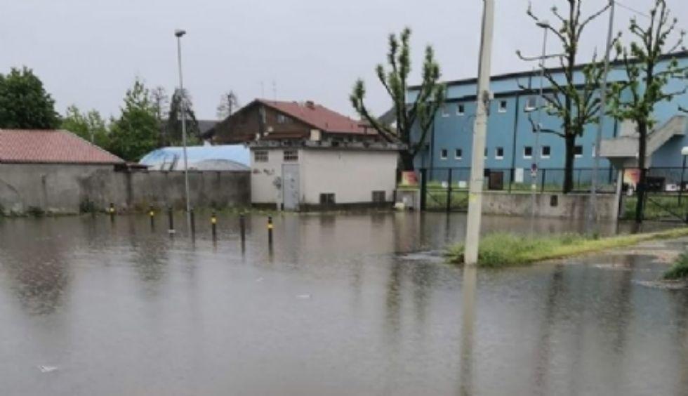MALTEMPO - Nuova allerta gialla nel pomeriggio per forti piogge