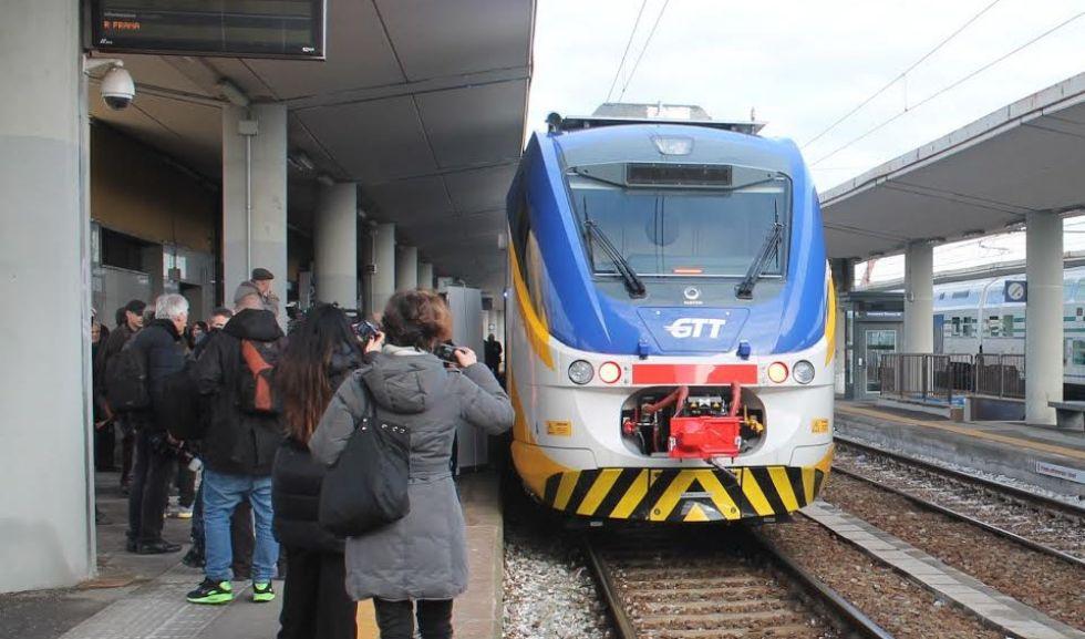 TRASPORTI - La Sfm1 saluta Gtt e passa a Trenitalia: dal primo gennaio in servizio i nuovi treni Rock, Pop e Jazz