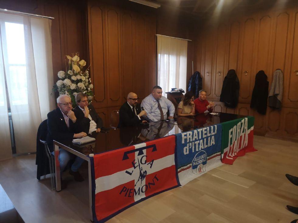 NICHELINO - Il centrodestra si presenta unito per le prossime amministrative