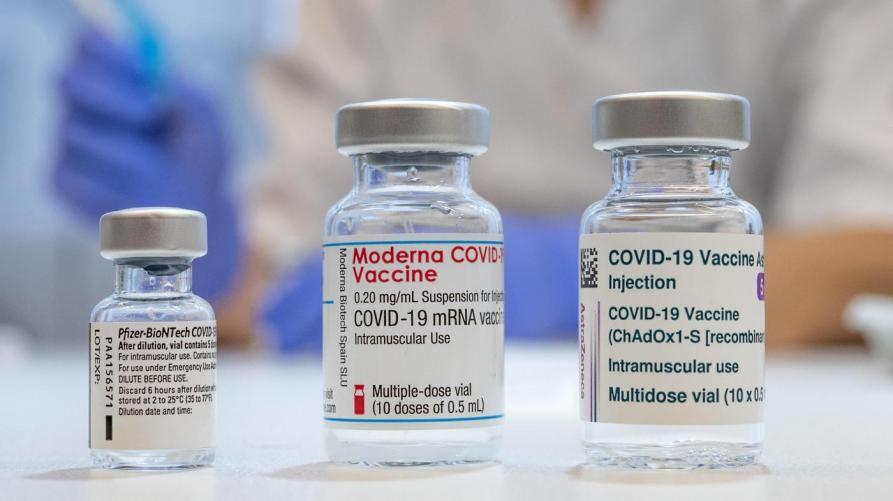 COVID - In arrivo in Piemonte più dosi di Pfizer e Moderna per i richiami di AstraZeneca