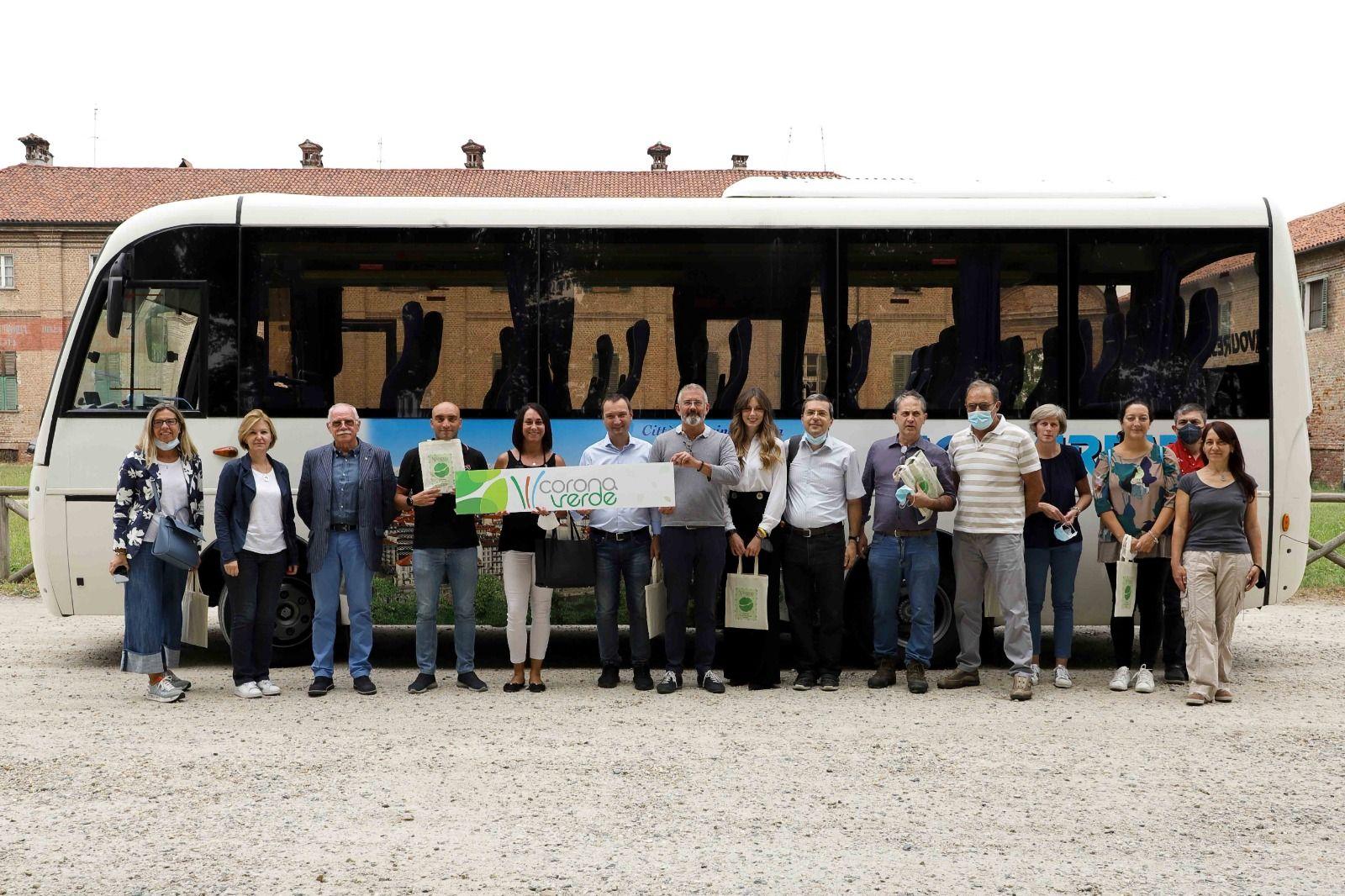 NICHELINO - Decolla il progetto «Corona Verde», la grande cintura green che abbraccia Torino - FOTO