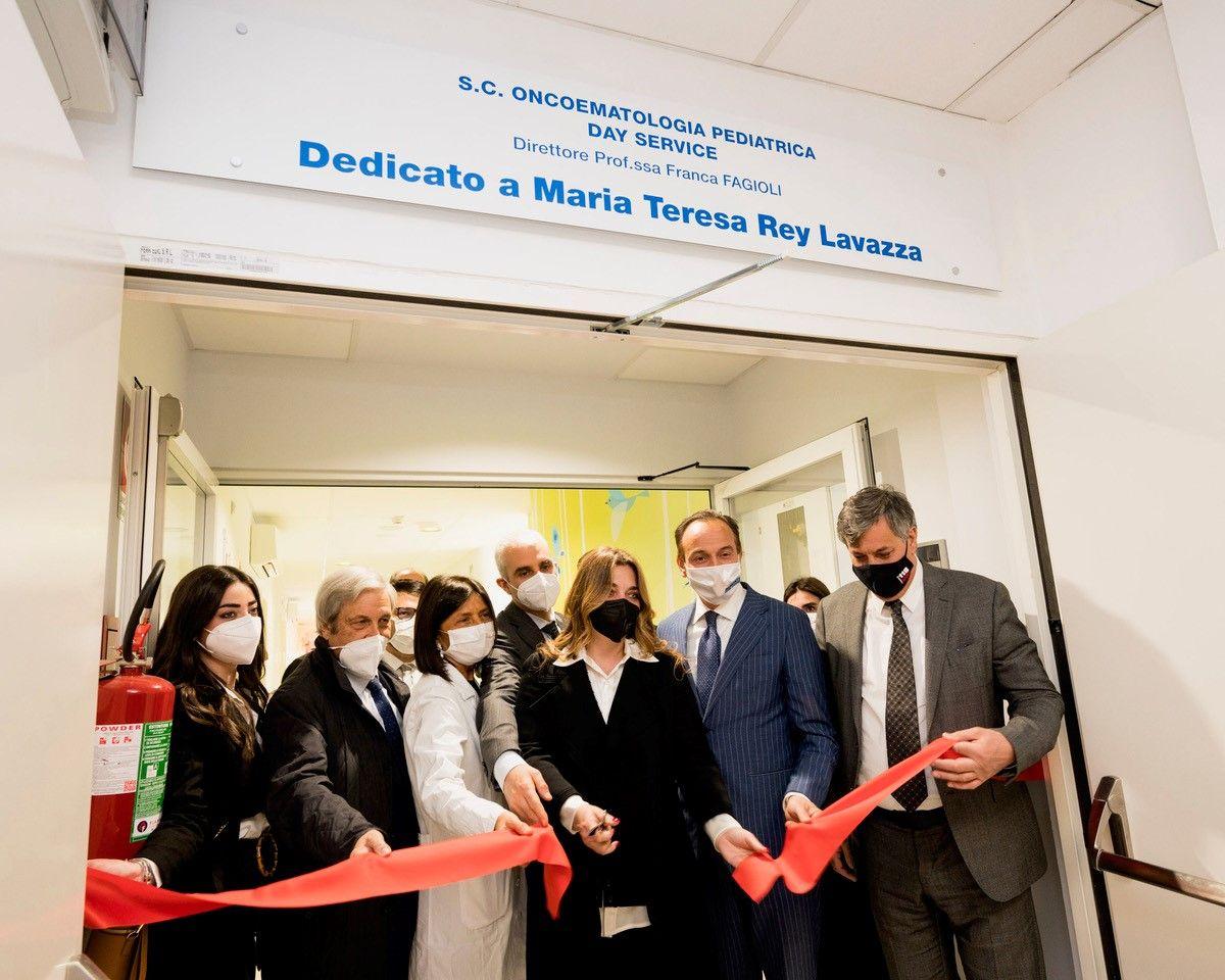 TORINO - Inaugurati i nuovi ambulatori di Oncoematologia pediatrica del Regina Margherita