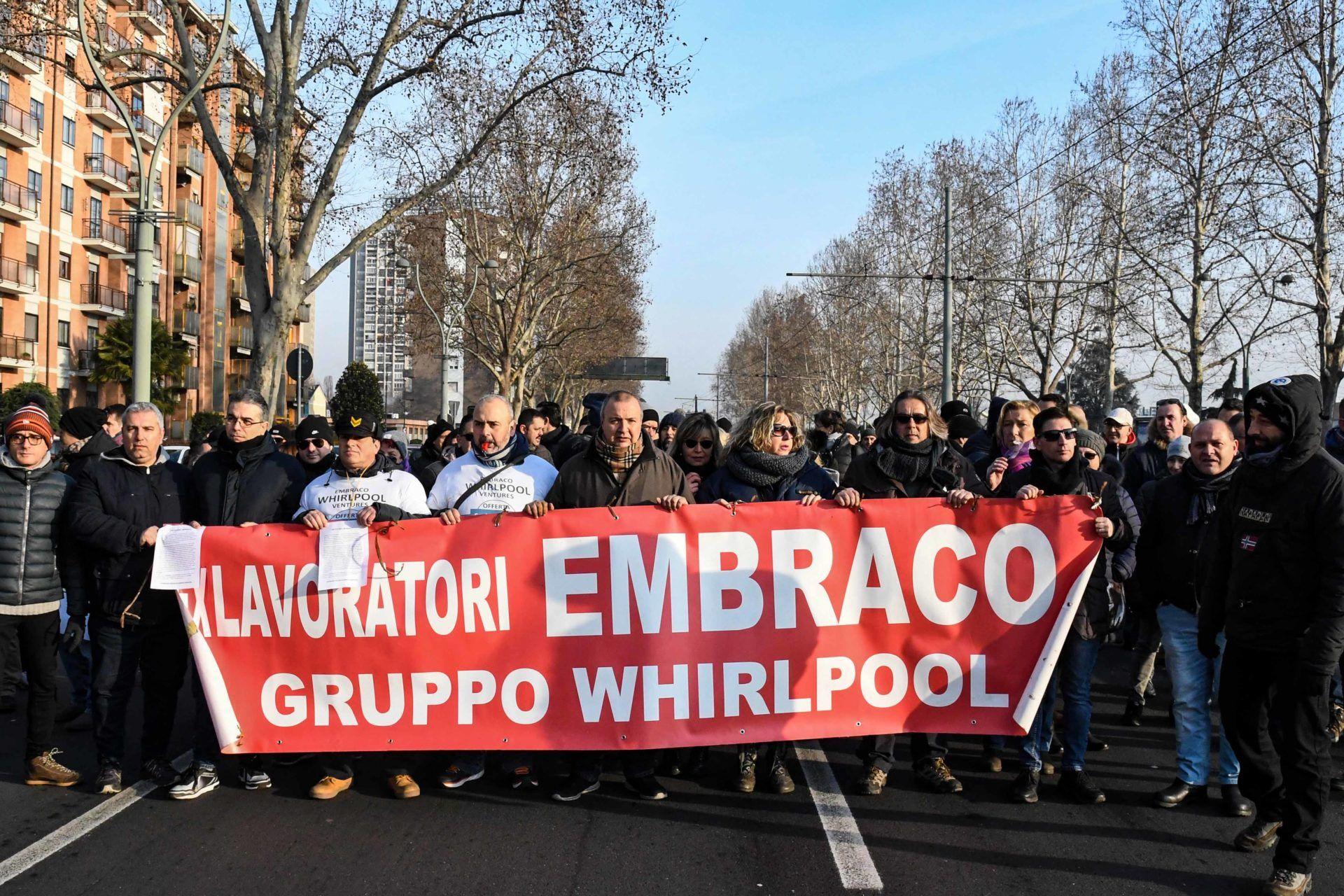 LAVORO - Ex Embraco, Costanzo: «Il progetto di rilancio pubblico di ItalComp va sostenuto»