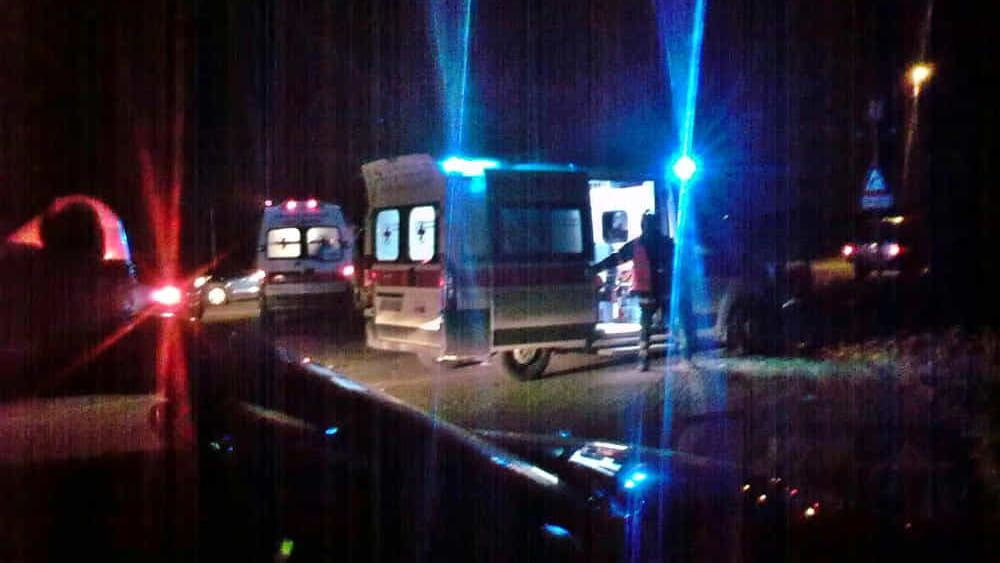 BRUINO - Brutto incidente nella serata di ieri: due ragazzi feriti su un scooter dopo aver colpito un capriolo