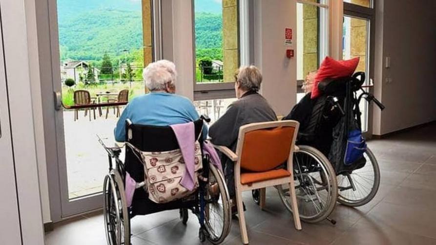 POST COVID - Ristori per 6 milioni alle case di riposo per anziani e alle strutture per minori