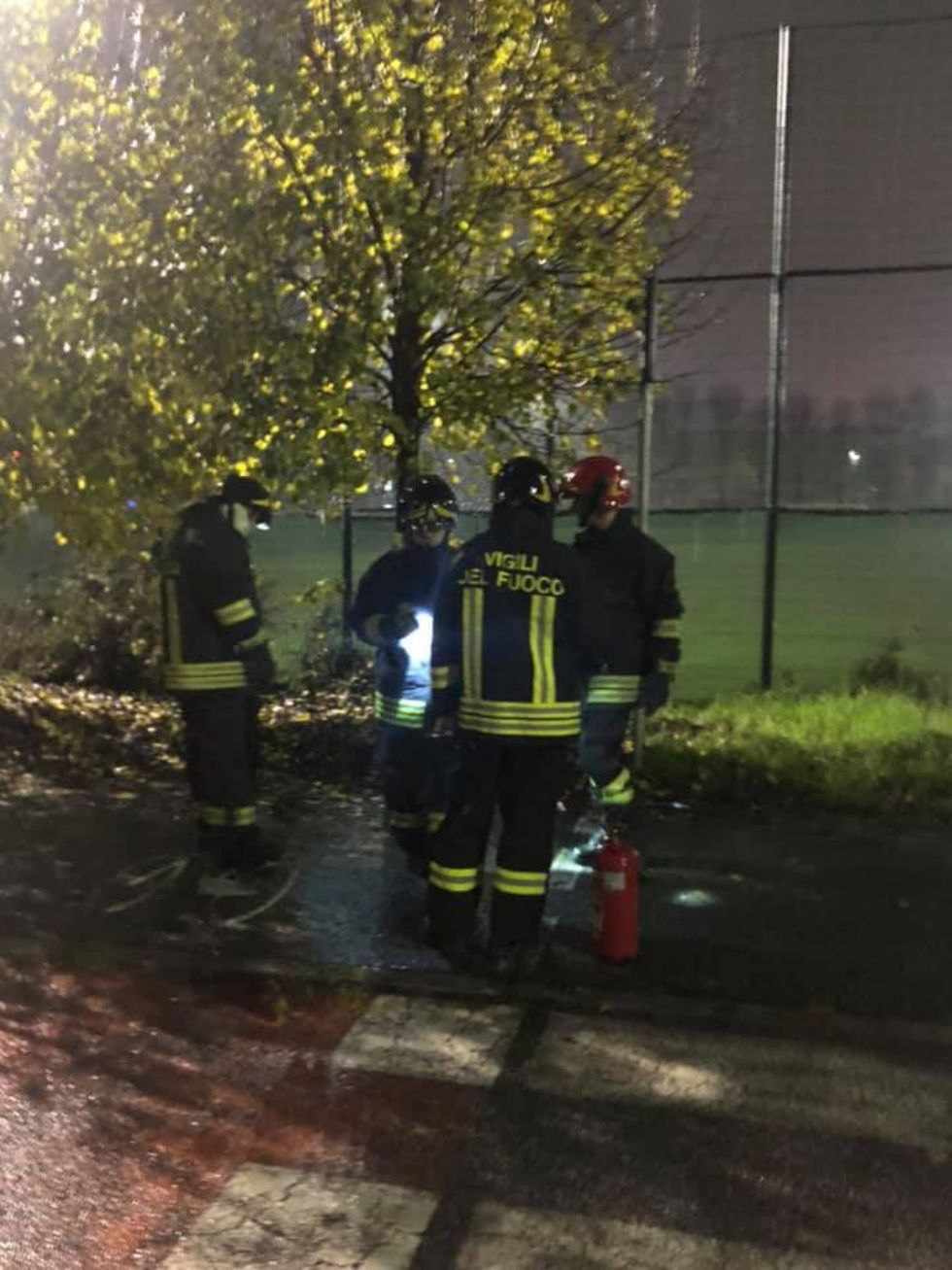 NICHELINO - Esplode la centralina al quartiere Boschetto e le famiglie restano al buio