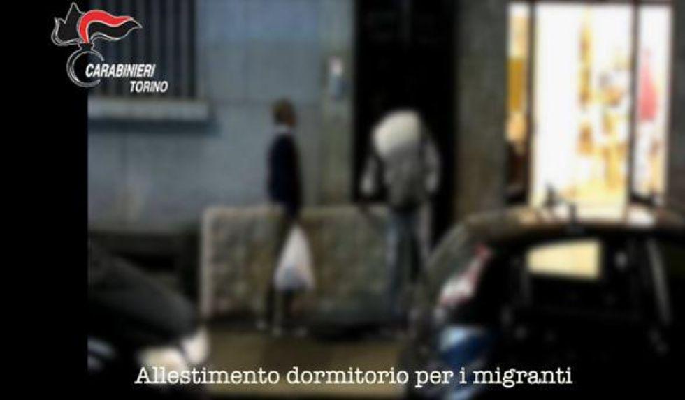 CINTURA - Operazione dei carabinieri contro l'immigrazione clandestina