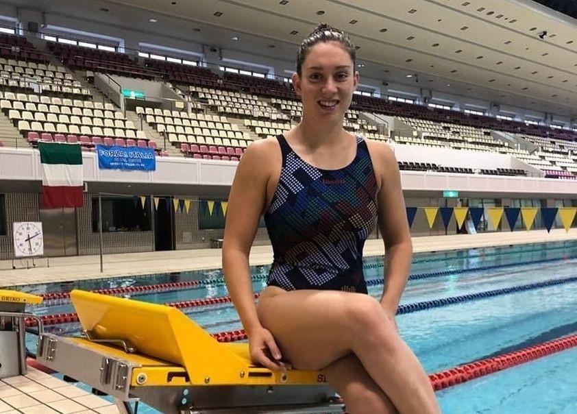 SPORT - La moncalierese Carlotta Gilli campionessa paralimpica nel nuoto
