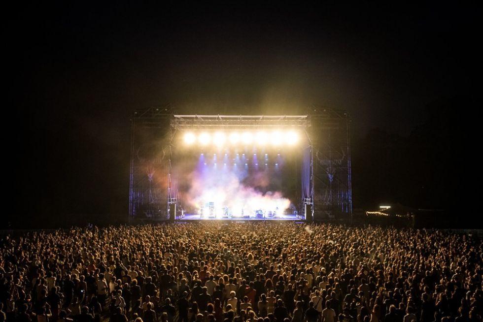 NICHELINO - Stupinigi Sonic Park chiude alla grande con oltre 35mila spettatori