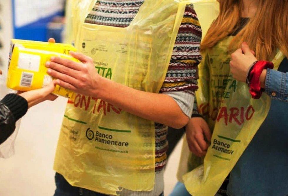 MONCALIERI - Accordo con il banco alimentare per aiutare chi è in quarantena