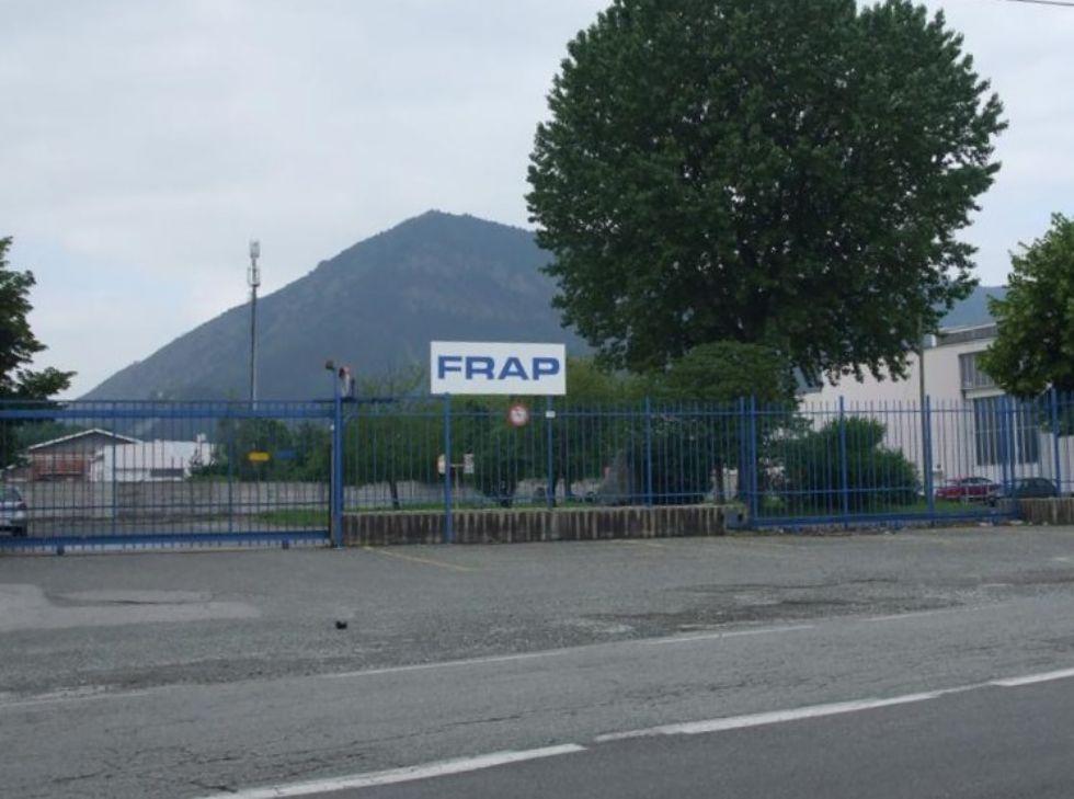 BRUINO - Dopo la paura del virus, riapre la ditta Frap