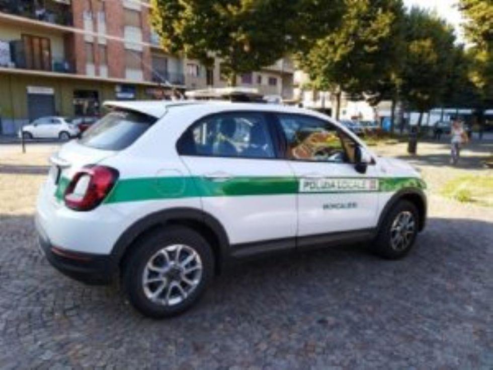 MONCALIERI - Incidente in strada Carignano e Borgo Mercato si blocca