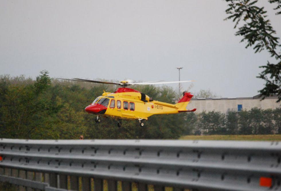 CRONACA - Donna di Beinasco resta ferita in un incidente stradale