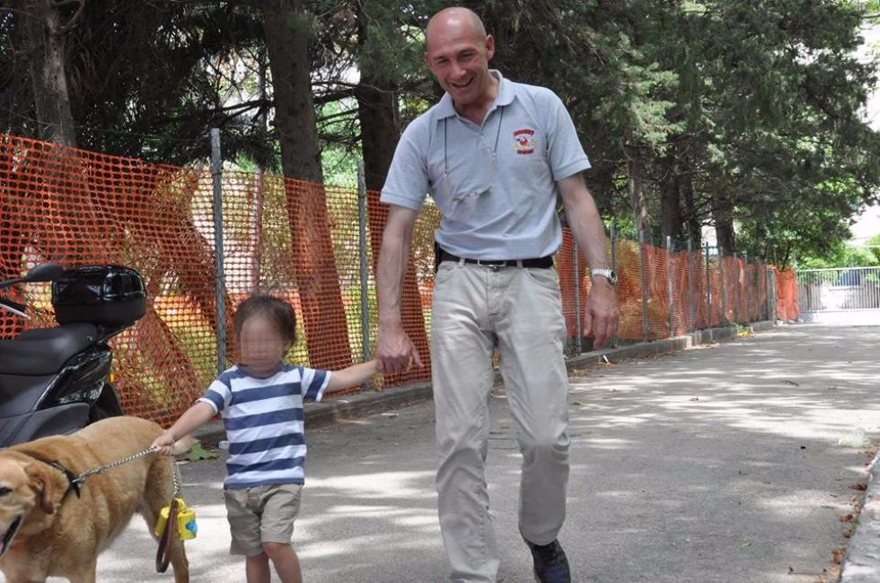 MONCALIERI - Continua l'odissea di Alessandro Avenati: il figlio è rimasto in Croazia
