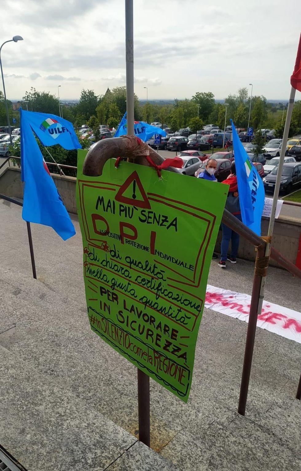 PROTESTA DEI MEDICI - La UIlm: 'In Asl To 3 leso il diritto ai lavoratori di dissenso alla Regione'
