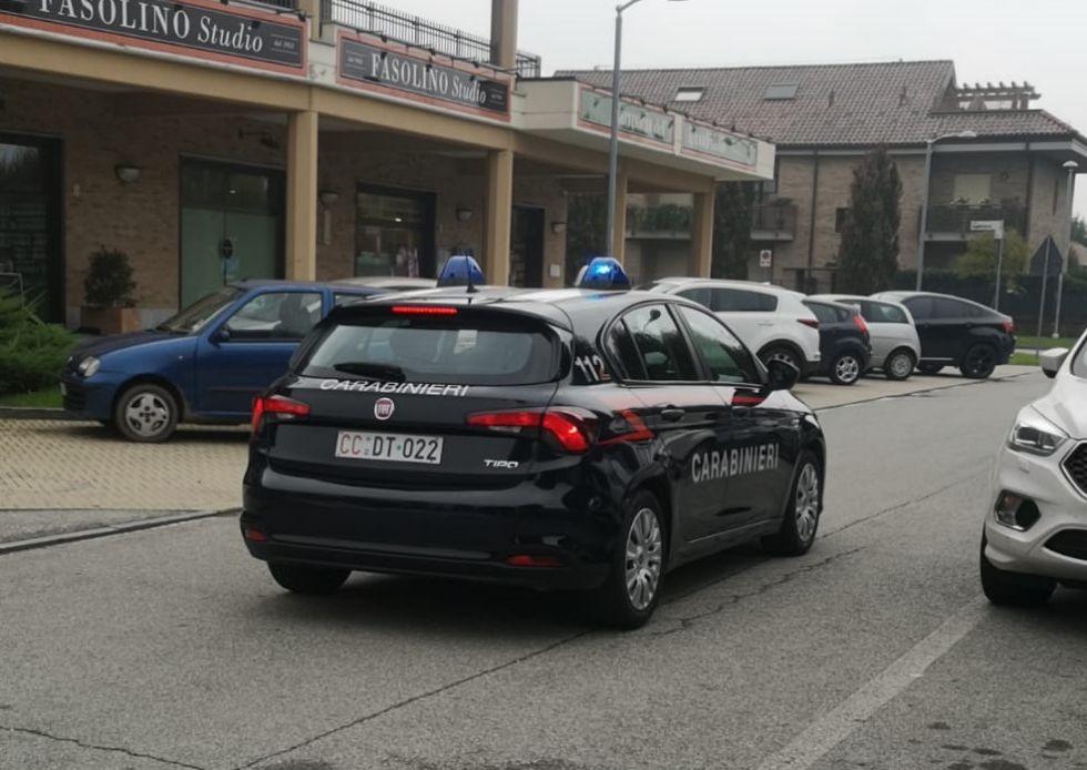 VINOVO - Marchisio: 'Se punti la pistola al volto di una donna sei un balordo'