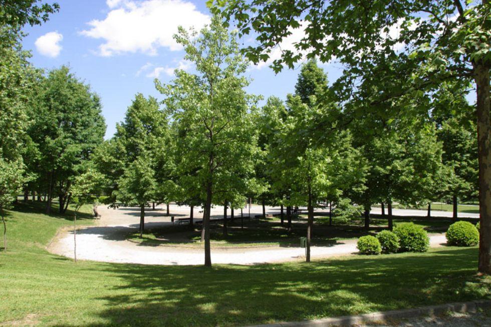 CARMAGNOLA - Il parco della Vigna chiude per l'abbattimento alberi