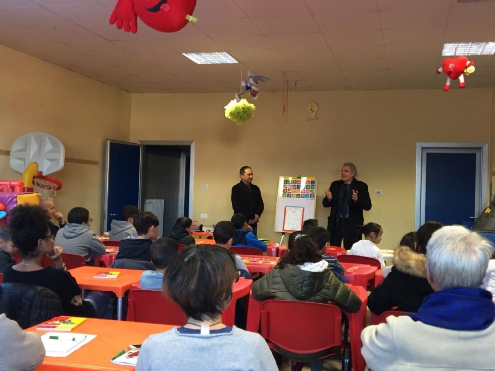 RIVALTA - Iniziano i corsi di arabo nella sala comunale di Pasta: è polemica