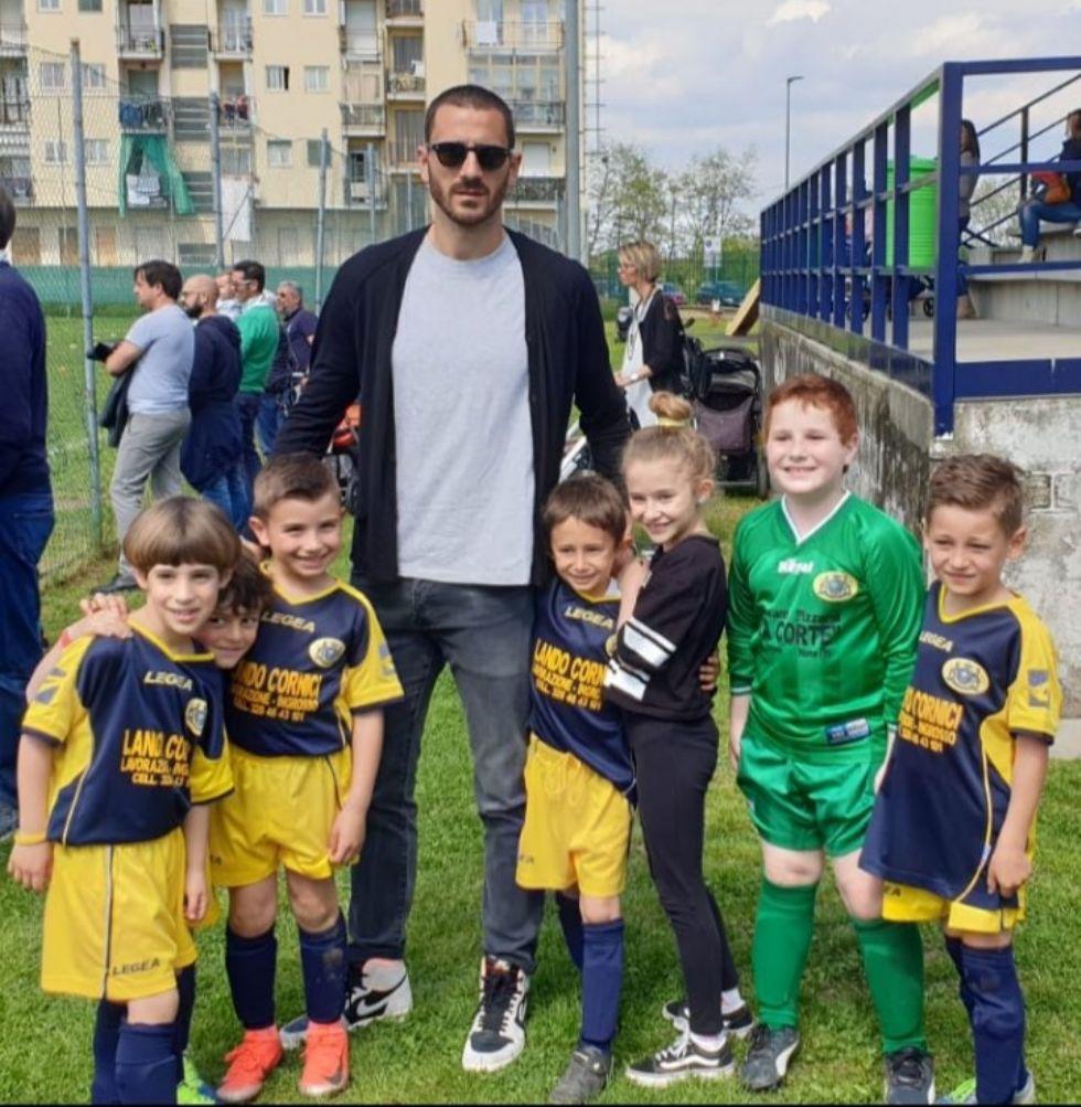 RIVALTA - Al torneo di calcio giovanile spunta Leonardo Bonucci della Juventus