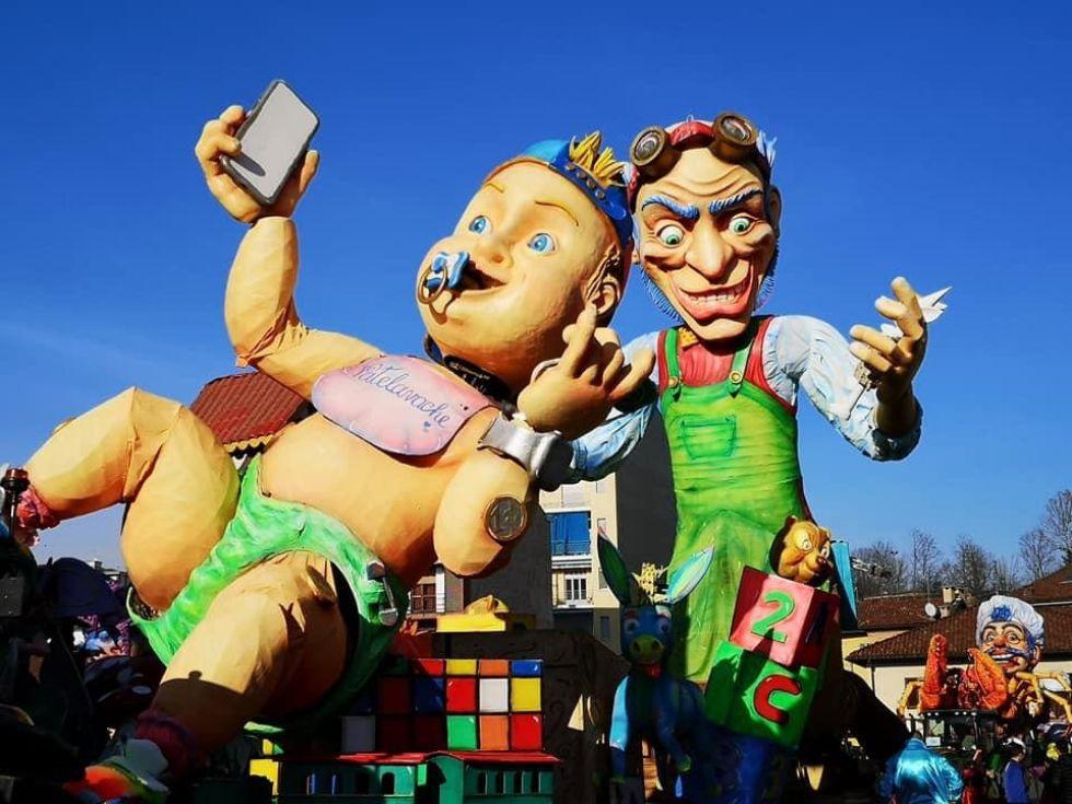 NICHELINO - Il fine settimana più colorato dell'anno: arriva il carnevale